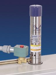 Vortex Tube Enclosure Cooler For Cooling Electronic